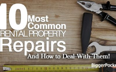 What Needs to be Repaired Before Renting a House?